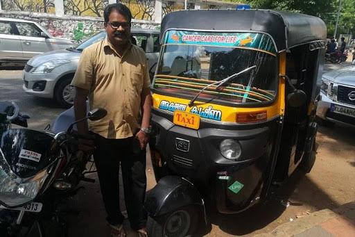 Kerala auto driver