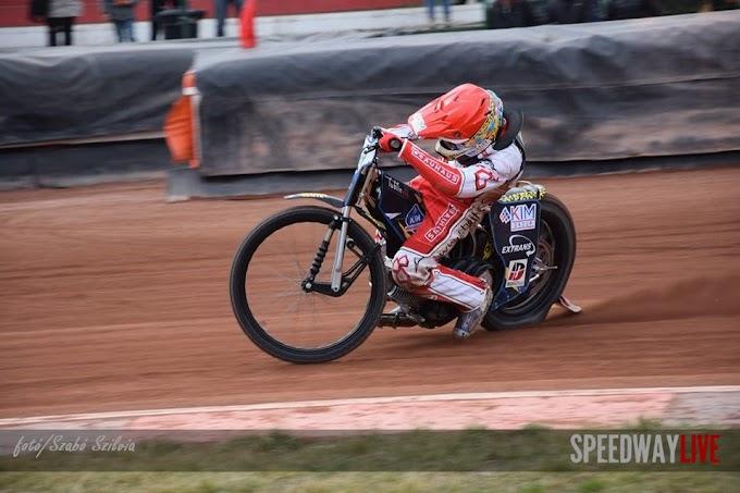 Wiktor Lampart a Junior Egyéni Európa bajnok!