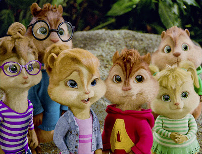 Alvin & Les Chipmunks 3