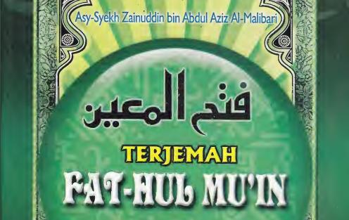 Download Terjemah Kitab Fathul Mu'in Karangan Syaikh Zainuddin Al-Malibari, Lengkap 12 Jilid Buku