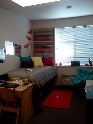 UNTs Extreme Makeover Residence Hall Edition