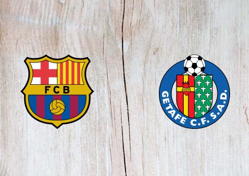 Barcelona vs Getafe -Highlights 15 February 2020
