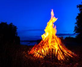 Ogień Beltain