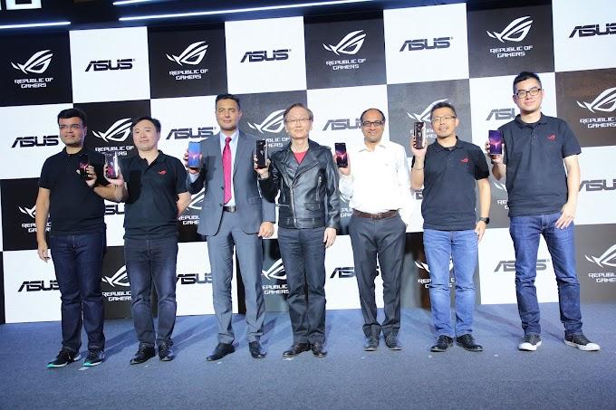 ASUS Unveils ROG Phone II India Edition price at ₹.37,999/-