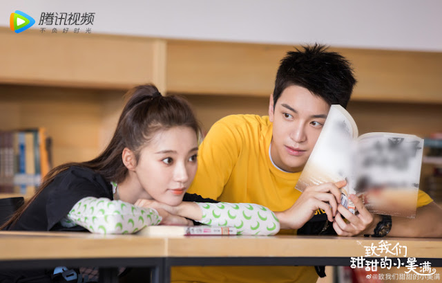 the sweet love story chinese web series
