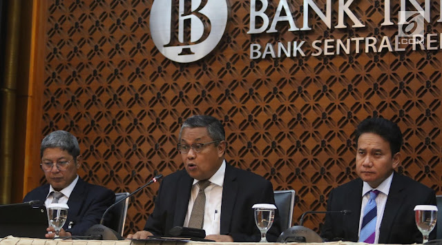 Gubernur BI Sebut Inflasi Bulan April Terkendali 0,18%