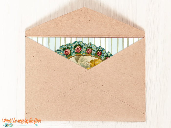 Envelopes for Printable Cards