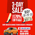SM City San Mateo holds 3-Day Sale from May 28 to 31