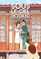 Sous le ciel de Tokyo, Manga, Critique Manga, Delcourt / Tonkam, Seiho Takizawa,