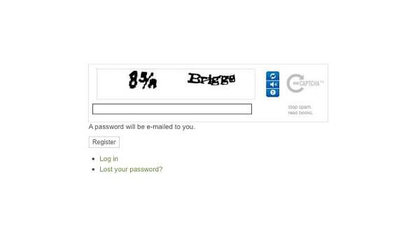 reCAPTCHA جوجل الجديدة تتعلم منك !