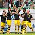 BVB atropela Wolfsburg fora de casa na estreia; Hamburgo, Schalke e Hoffenheim também vencem