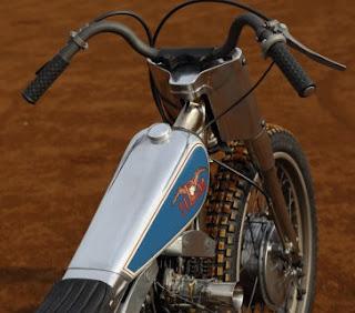 speedway ironhead sportster xlch tracker