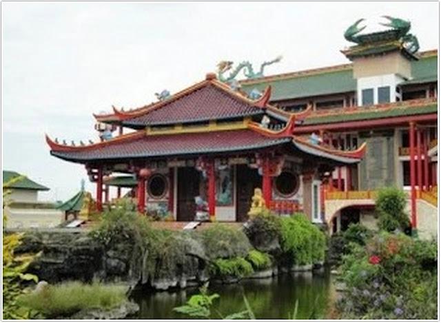 Klenteng Kwan Sing Bio;10 Top Destinasi Wisata Tuban;