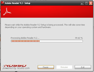 Cara Menginstal Adobe Reader