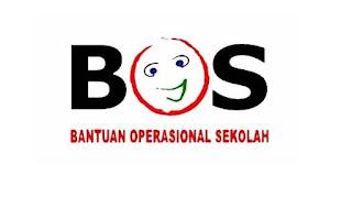 rincian komponen penggunaan bos
