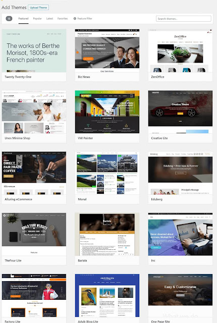 wordpress themes for your affiliate review blog