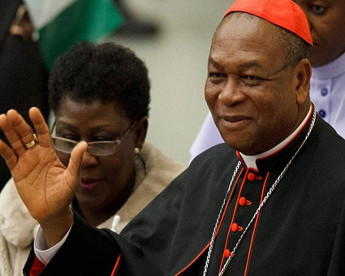 Catholic Cardinal Blasts FG for Declaring IPOB a Terrorist Group