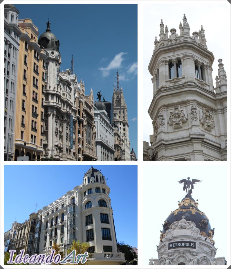 Fachadas y cubiertas Madrid