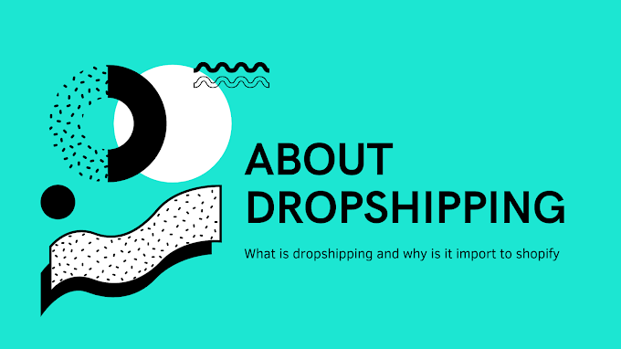 About Dropshipping