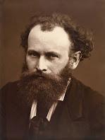Portrait d'Edouard Manet par Nadar