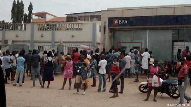 Covid-19: Angolanos violam regras de prevenção