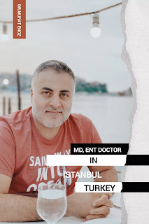 ENT Doctor in İstanbul - About me - Dr.Murat Enoz - ENT Clinic in İstanbul - Otorhinolaryngology & Head and Neck Surgeon in İstanbul, Turkey