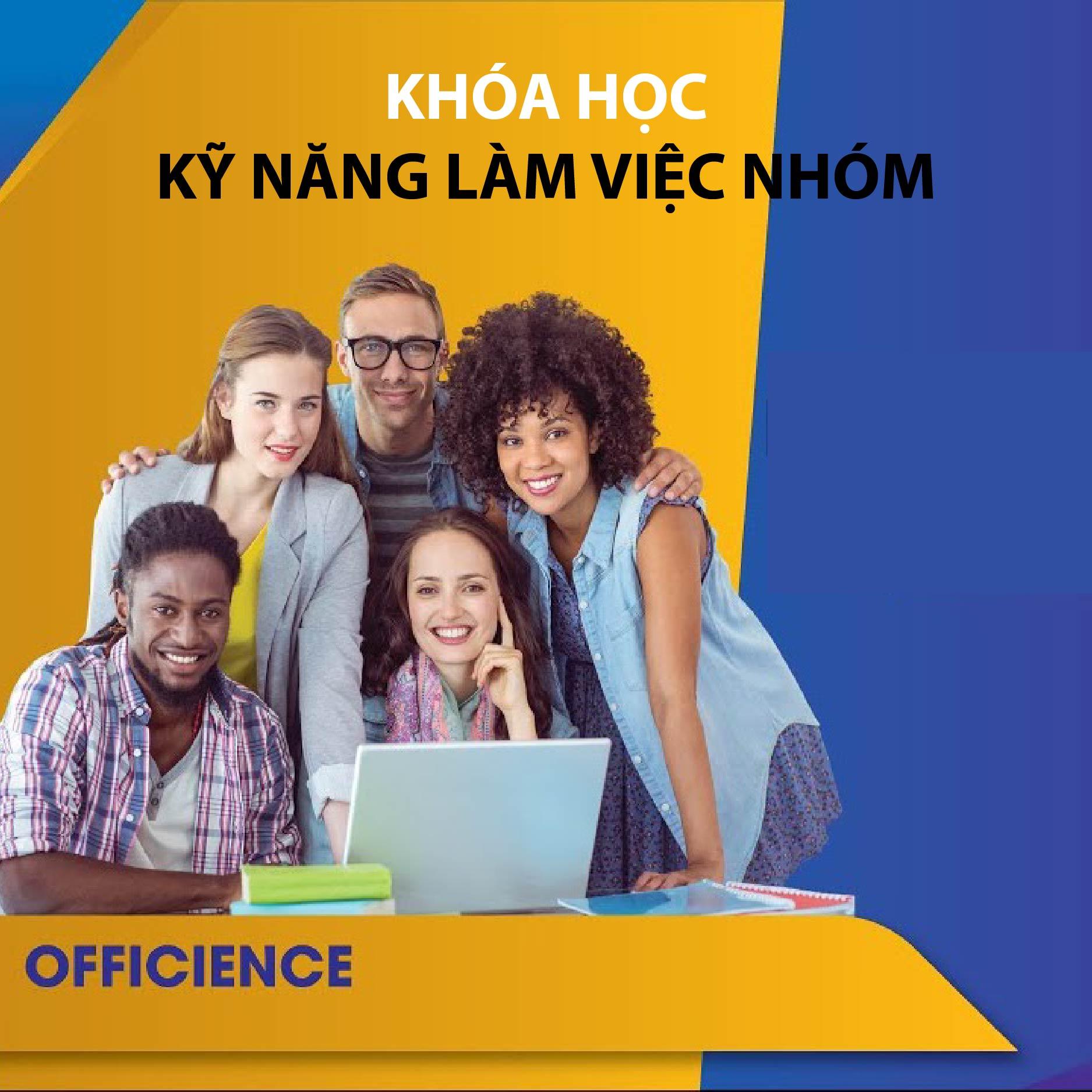 Share khóa học Kỹ Năng Làm Việc Nhóm Hiệu Quả - Officience (VietGrow)