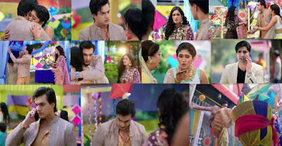 "Yeh Rishta Kya Kehlata Hai Episode 14th January 2020 Written Update ""Naira Exposes Vedika Kartik Gets Angry ""."