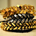 TIY: Hex-Nut Bracelets