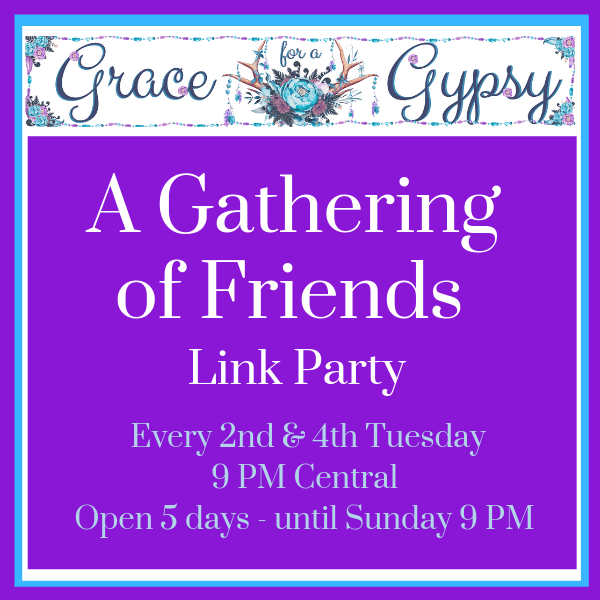 A Gathering of Friends Link Party