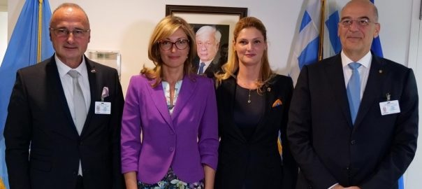 Ministers of Bulgaria, Romania, Croatia and Greece support the opening of negotiations with Albania