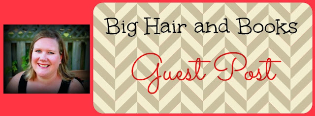 Big Hair and Books Guest Post by Karah Hawkinson of Food Shelf Friday