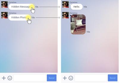 Cara Mengirim Chat atau Pesan Tersembunyi di Line, Begini Caranya