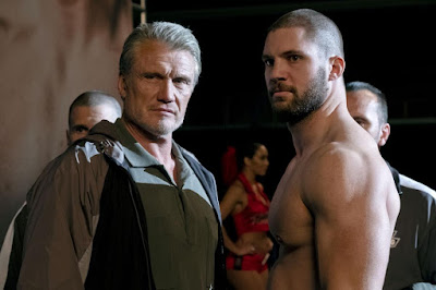 Creed 2 2018 movie still Dolph Lundgren Florian Munteanu
