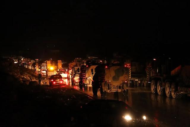 Σαν χάρτινος πύργος καταρρέει ο στρατός του Ερντογάν στη Συρία