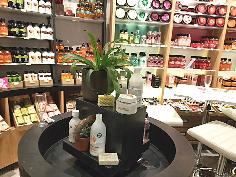 The Body Shop Leeds