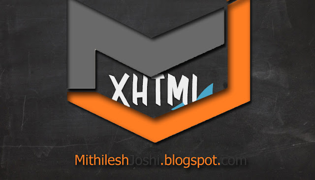 What is XHTML? - Xhtml Tutorials