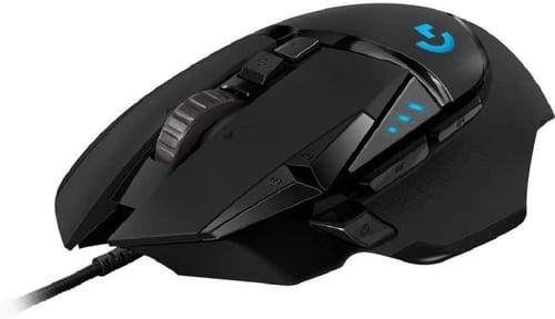 Review Logitech G502 Hero High Performance Gaming Mouse
