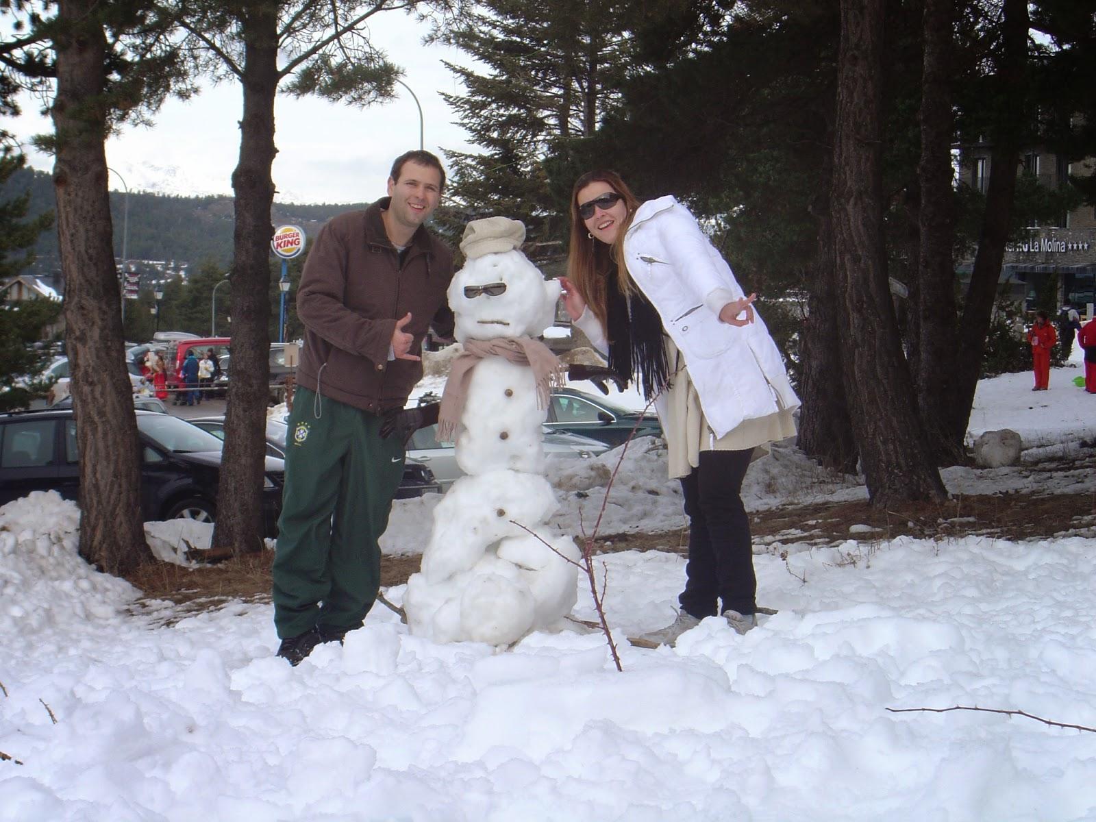 Abertura das estações de esquí
