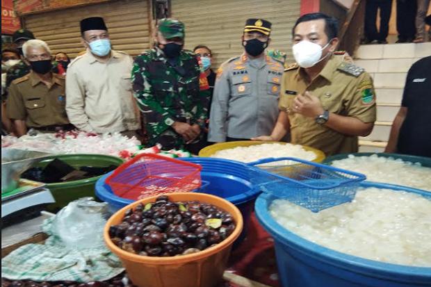Wabup Karawang Nilai Kenaikan Harga di Pasar Masih Wajar