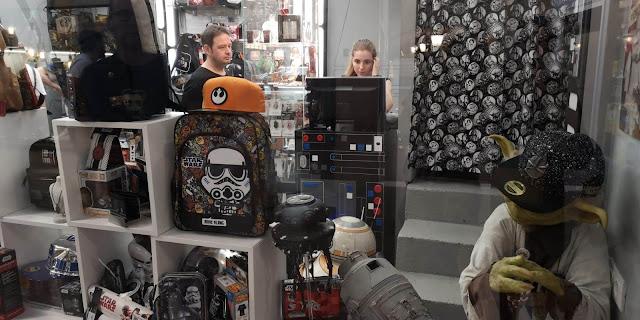 tienda star wars en Barcelona