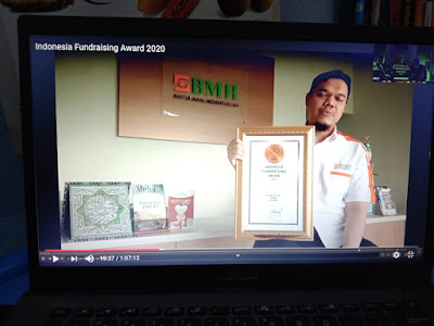 BMH Indonesia Fundraising Awards 2020