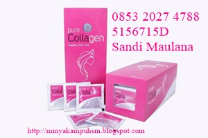 Suplemen Pemutih Kulit Pure Collagen