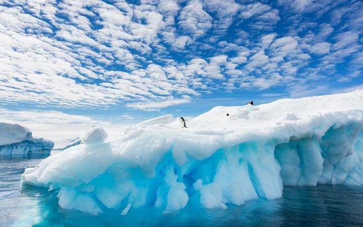 Inilah Tempat Terdingin di Bumi, Suhunya Bisa Minus 100 Derajat