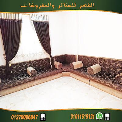 مجلس عربي حديث قعدة عربي  بني مشجر في بيج سادة    من احدث انتاجنا