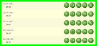 analiza statistica loto arizona fantasy 5 din 41