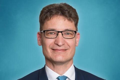 Dr. Cser-Palkovics András Székesfehérvár polgármestere