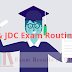 JSC Routine 2019 PDF Download with JDC Routine