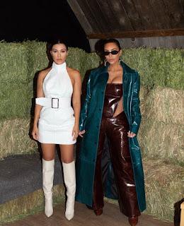 Kourtney Kardashian helping Kim Kardashian keeping her children distracted amid Kanye West twitter rant