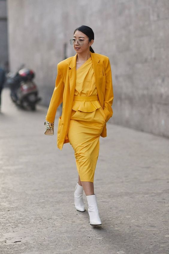 COLOUR CRUSH: YELLOW